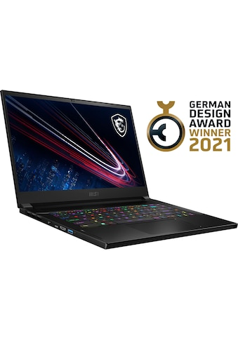 """MSI Gaming-Notebook »GS66 Stealth 11UH-046«, (39,6 cm/15,6 """" Intel Core i7 GeForce RTX... kaufen"""