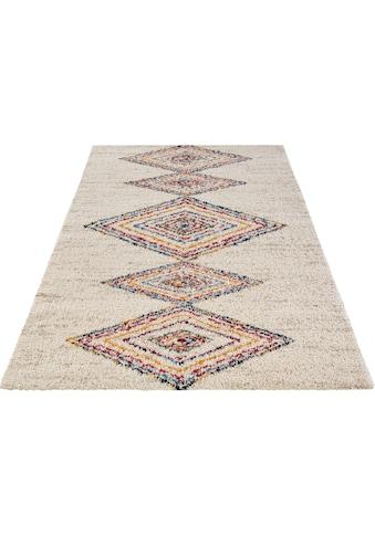 Hochflor - Teppich, »ANDARA«, MINT RUGS, rechteckig, Höhe 30 mm kaufen