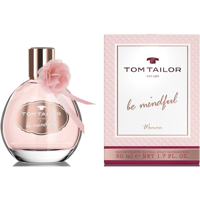 """TOM TAILOR Eau de Toilette """"Be Mindful Woman"""""""