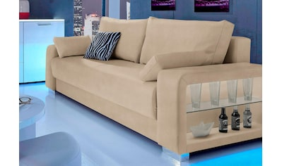 Sofa Mit Beleuchtung | Led Sofa Online Kaufen Led Couch Bei Quelle