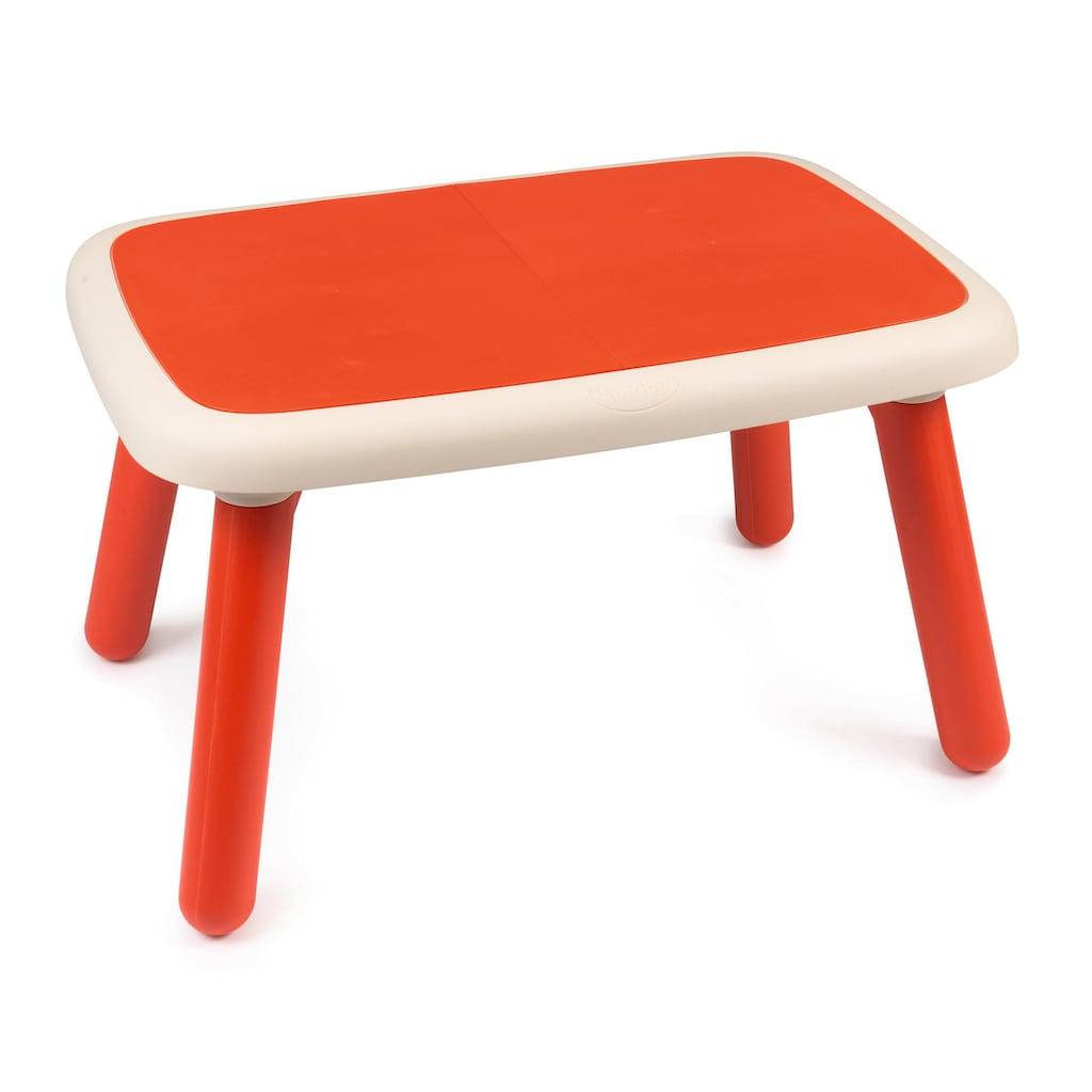 Smoby Kindertisch »Kid, orange«, für Kinder; Made in Europe