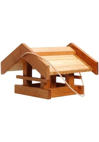 LUXUS - VOGELHAUS Vogelhaus »Basis«, BxTxH: 31x28x20 cm kaufen