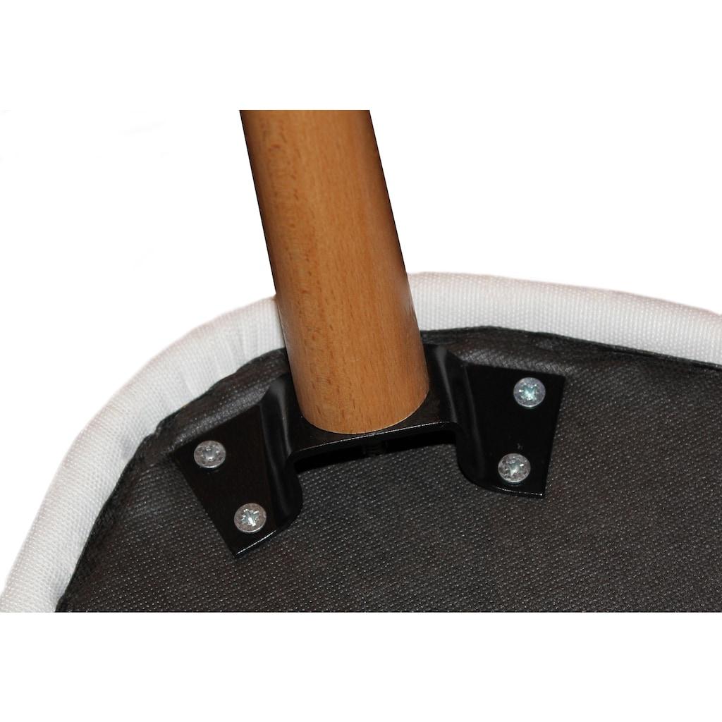 Max Winzer® Sessel »Aspen«, im Retrostil