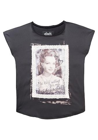 Hangowear Trachtenshirt Damen mit »Sissy« - Fotodruck kaufen