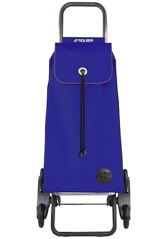 Rolser Einkaufstrolley »Logic RD6 I-Max MF«, mit 6 Rädern, zuzammenplappbar,... kaufen