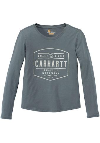 CARHARTT Damen Langarmshirt »GRAPHIC« kaufen