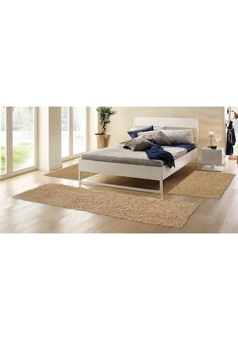 Böing Carpet Bettumrandung »Flokati 1500 g«, Bettvorleger, Läufer-Set für das Schlafzimmer, reine Wolle, handgewebt kaufen