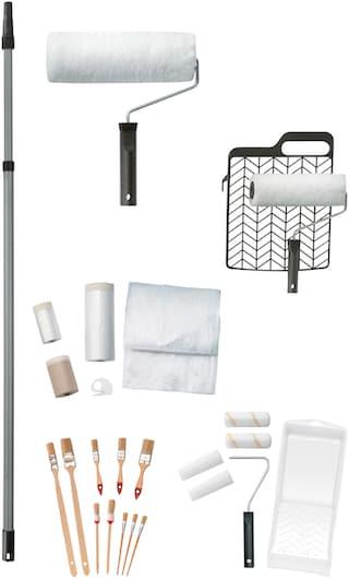 bodenmeister set farbroller set 25 teilig auf rechnung. Black Bedroom Furniture Sets. Home Design Ideas