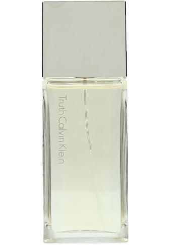 "Calvin Klein Eau de Parfum ""Truth Women"" kaufen"