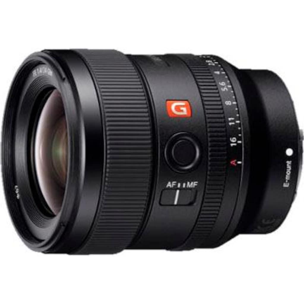Sony Weitwinkelobjektiv »SEL24F14GM.SYX«