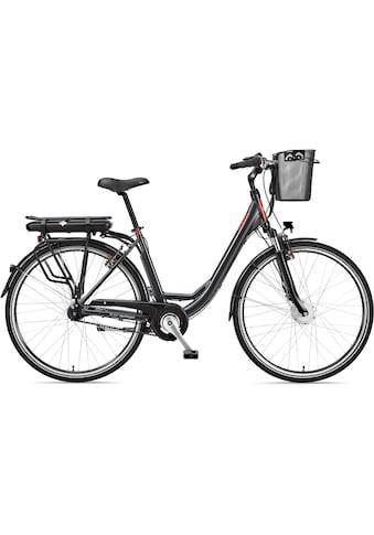 Telefunken E-Bike »RC657 Multitalent«, 7 Gang, Shimano, Nexus, Frontmotor 250 W kaufen