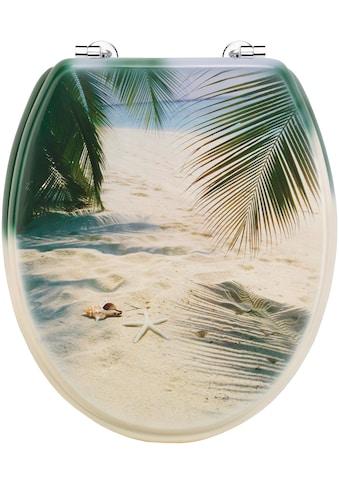 Cornat WC - Sitz »Palmen am Strand« kaufen