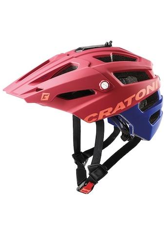 Cratoni Mountainbikehelm »MTB-Fahrradhelm AllTrack«, Reflektoren, dreifache... kaufen