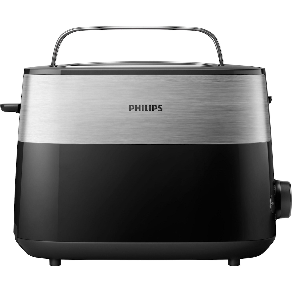 Philips Toaster »Daily Collection HD2516/90«, 830 Watt
