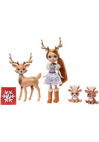 Enchantimals Anziehpuppe »Enchantimals Rainey Reindeer, Marathon und Familie« kaufen