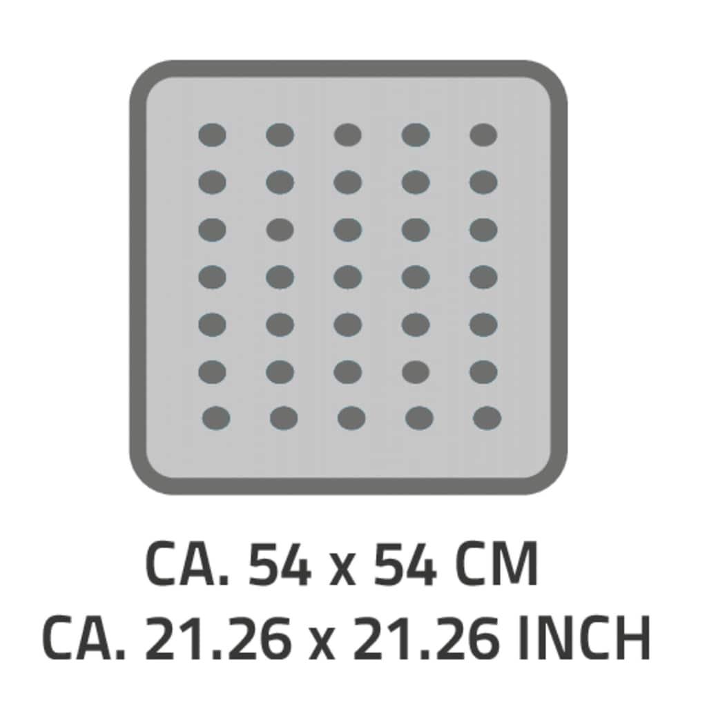 Ridder Duscheinlage »Plattfuß«, ca. 54x54 cm