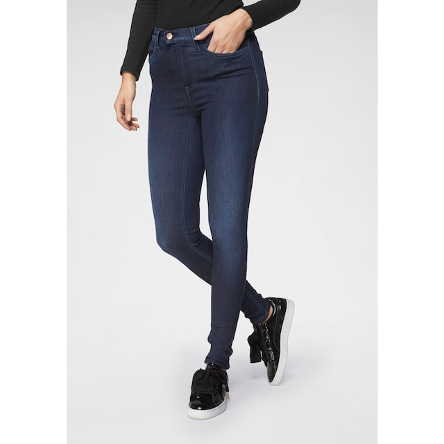 Replay Skinny-fit-Jeans »TOUCH HIGHWAIST«
