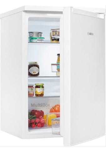 BOSCH Kühlschrank »KTR15NWFA«, KTR15NWFA, 85 cm hoch, 56 cm breit kaufen