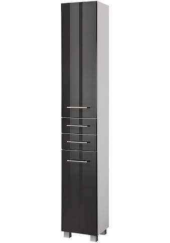 welltime Seitenschrank »Trento«, Badmöbel, Breite 30 cm kaufen