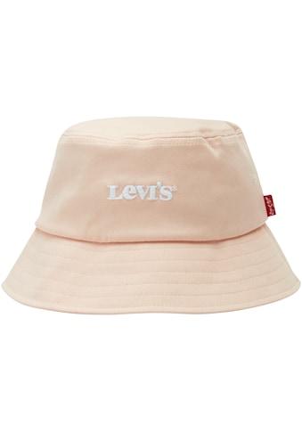 Levi's® Fischerhut, WOMEN'S BUCKET HAT - VINTAGE MODERN LOGO kaufen