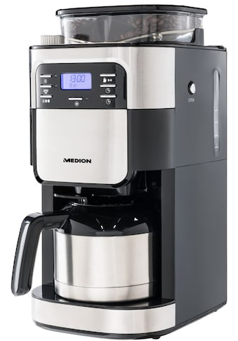 Medion® Kaffeemaschine mit Mahlwerk »MD 19777«, Papierfilter, 1x4 kaufen