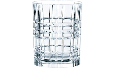Nachtmann Whiskyglas »Highland«, (Set, 6 tlg., 6x Whiskybecher), 345 ml, 6-teilig kaufen