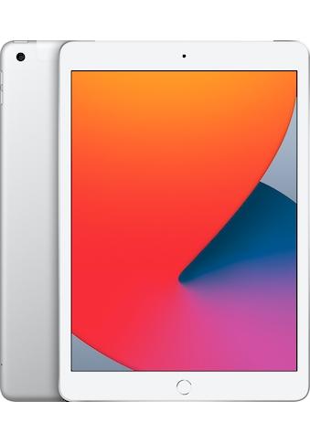 Apple Tablet »iPad Wi-Fi + Cellular 128GB«, inkl. Ladegerät kaufen