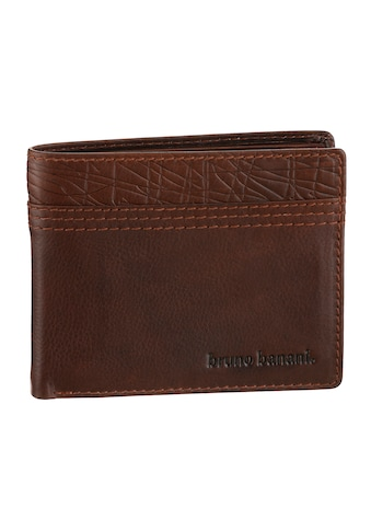 Bruno Banani Geldbörse, aus hochwertigem Leder kaufen