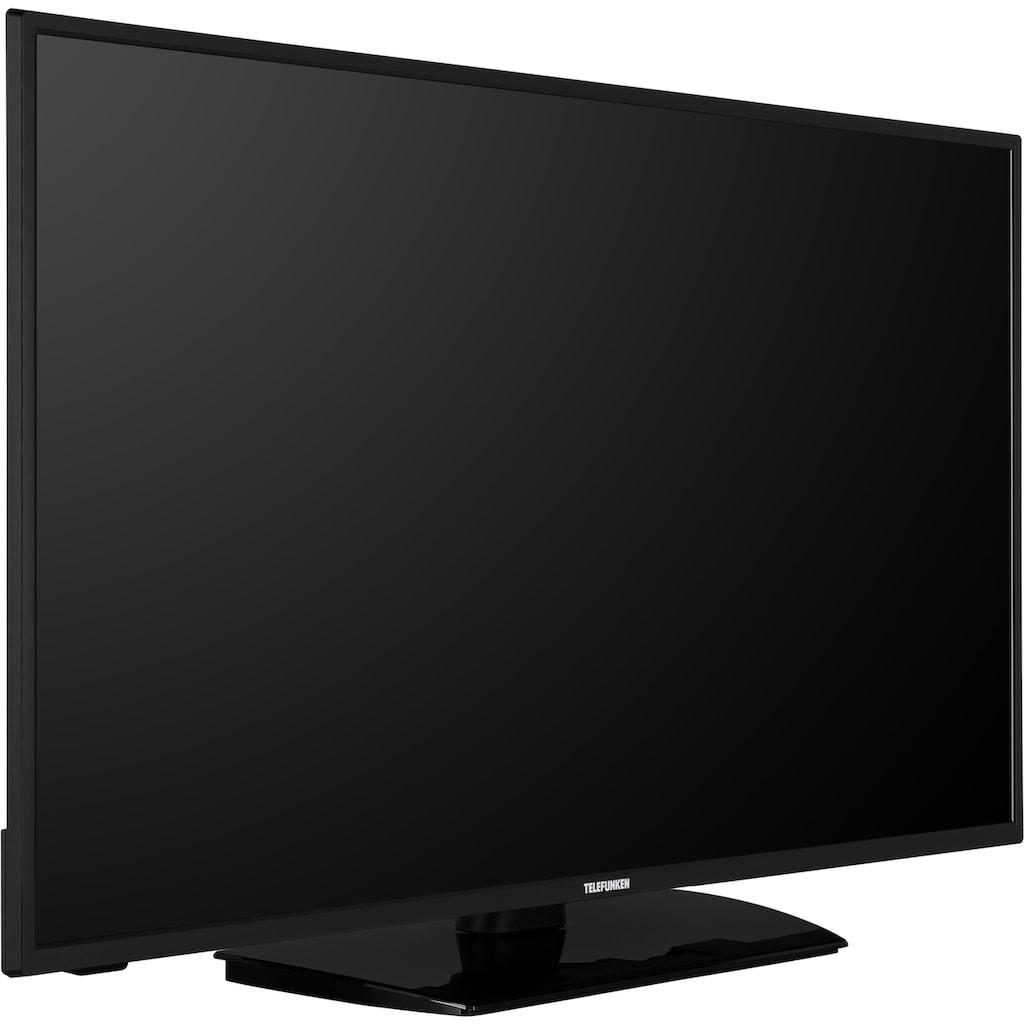 Telefunken D43F550B1CW LED-Fernseher (108 cm / (43 Zoll), Full HD, Smart-TV