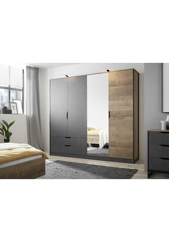 Places of Style Kleiderschrank »MALTHE«, im trendigen Design kaufen