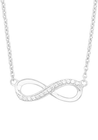 s.Oliver Silberkette »Infinity/Unendlichkeit, 2012527« kaufen
