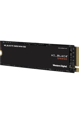 WD_Black »SN850« SSD kaufen