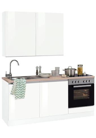 HELD MÖBEL Küchenzeile »Ohio«, ohne E-Geräte, Breite 180 cm kaufen