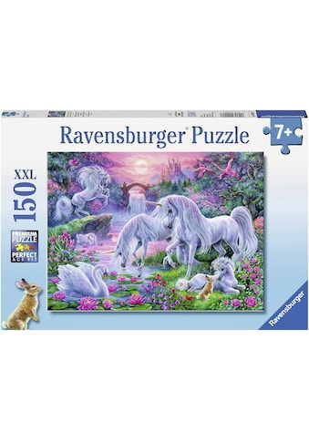 Ravensburger Puzzle »Einhörner im Abendrot«, Made in Germany, FSC® - schützt Wald -... kaufen