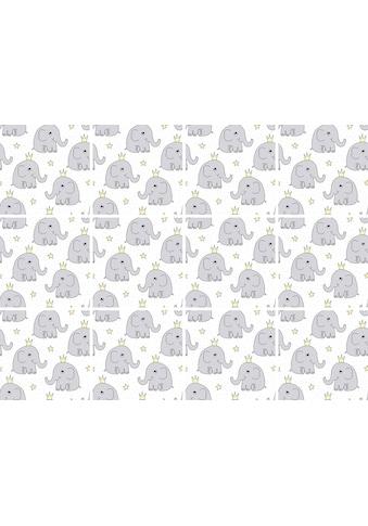 queence Fliesenaufkleber »Elefanten« kaufen