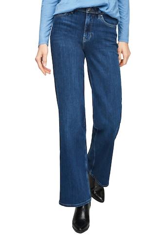 s.Oliver Bootcut-Jeans, in klassischer Waschung kaufen