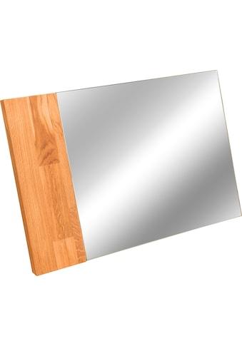 andas Schminkspiegel »Eileen«, aus schönem massivem Eichenholz, in hochwertiger Verarbeitung, Breite 57 cm kaufen