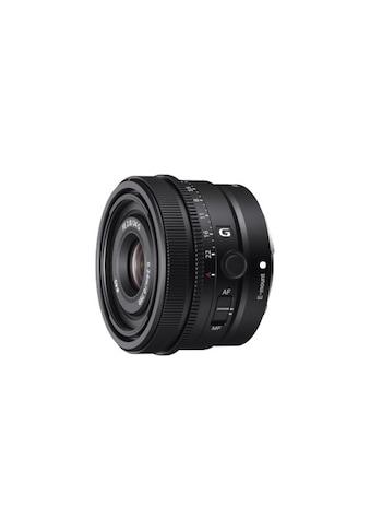 Sony Weitwinkelobjektiv »SEL24F28G.SYX« kaufen
