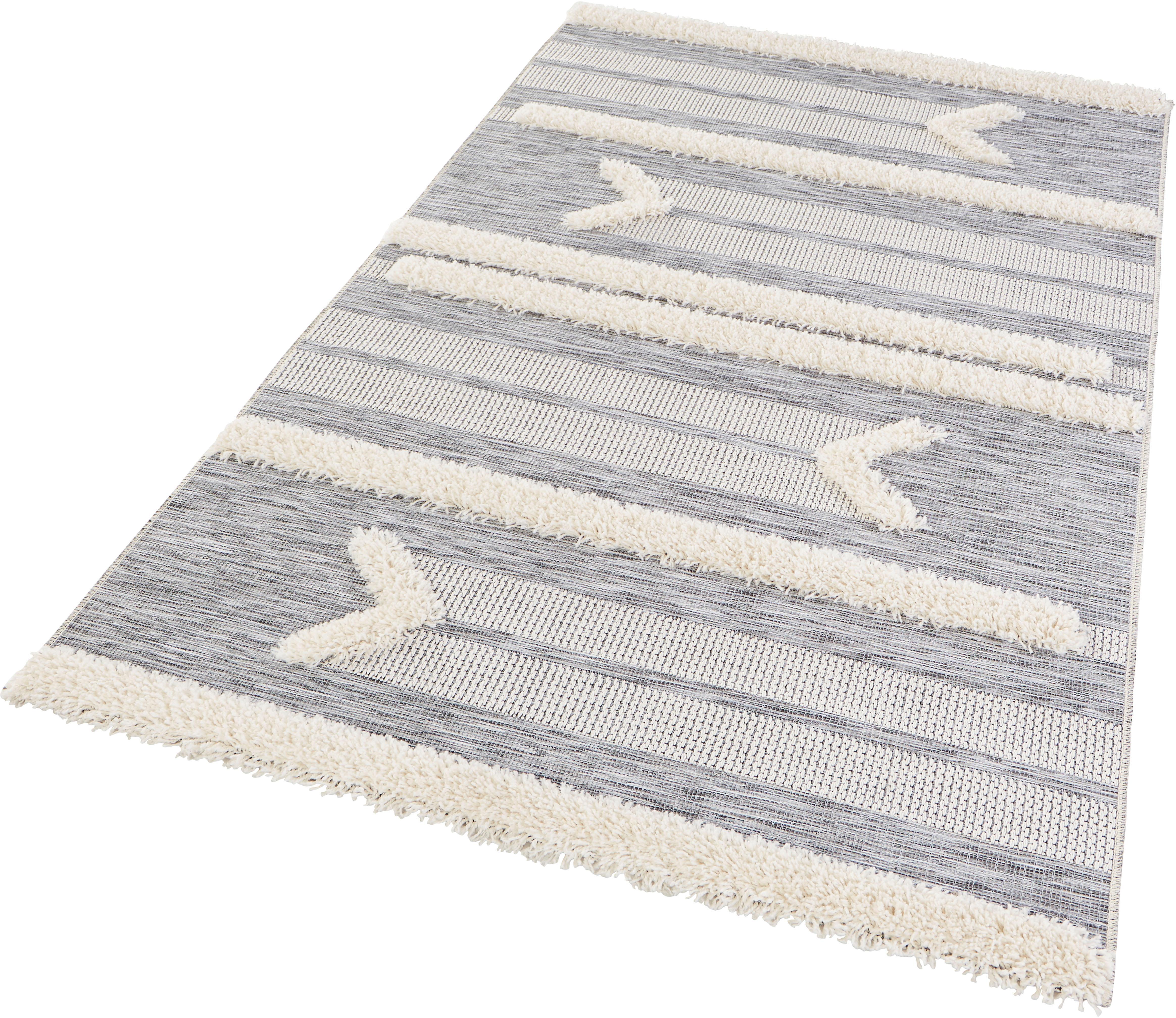 Teppich Kantina MINT RUGS rechteckig Höhe 35 mm maschinell gewebt   Heimtextilien > Teppiche > Sonstige-Teppiche   Beige   Mint Rugs