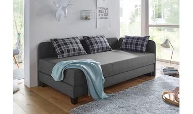 Maintal Polsterliege Mit Umbau Und Bettkasten Kaufen