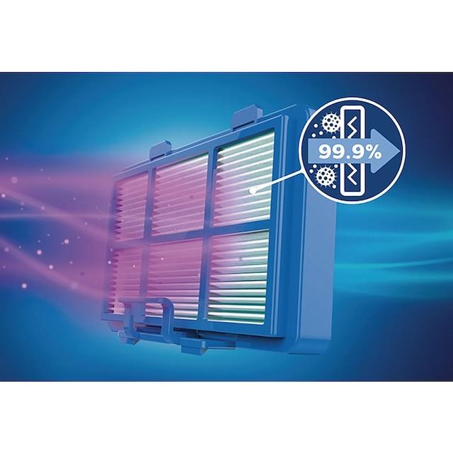 Philips Bodenstaubsauger Series 9000 XB9154, 650 Watt, beutellos