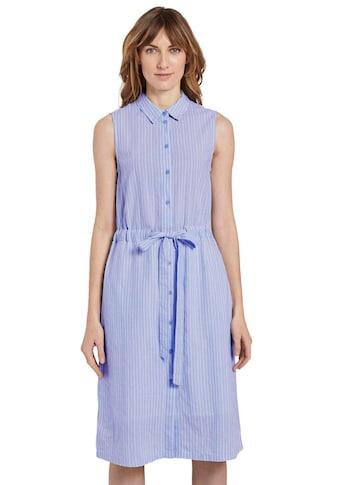 TOM TAILOR Hemdblusenkleid kaufen