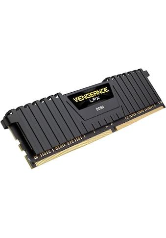 Corsair PC-Arbeitsspeicher »Vengeance LPX DDR4 2400MHz 16GB (2x 8GB)« kaufen