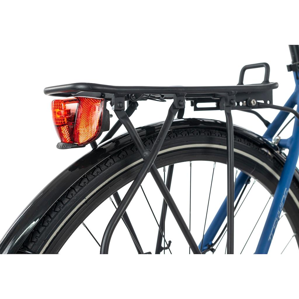 KS Cycling Trekkingrad »Antero«, 21 Gang, Shimano, Tourney Schaltwerk, Kettenschaltung