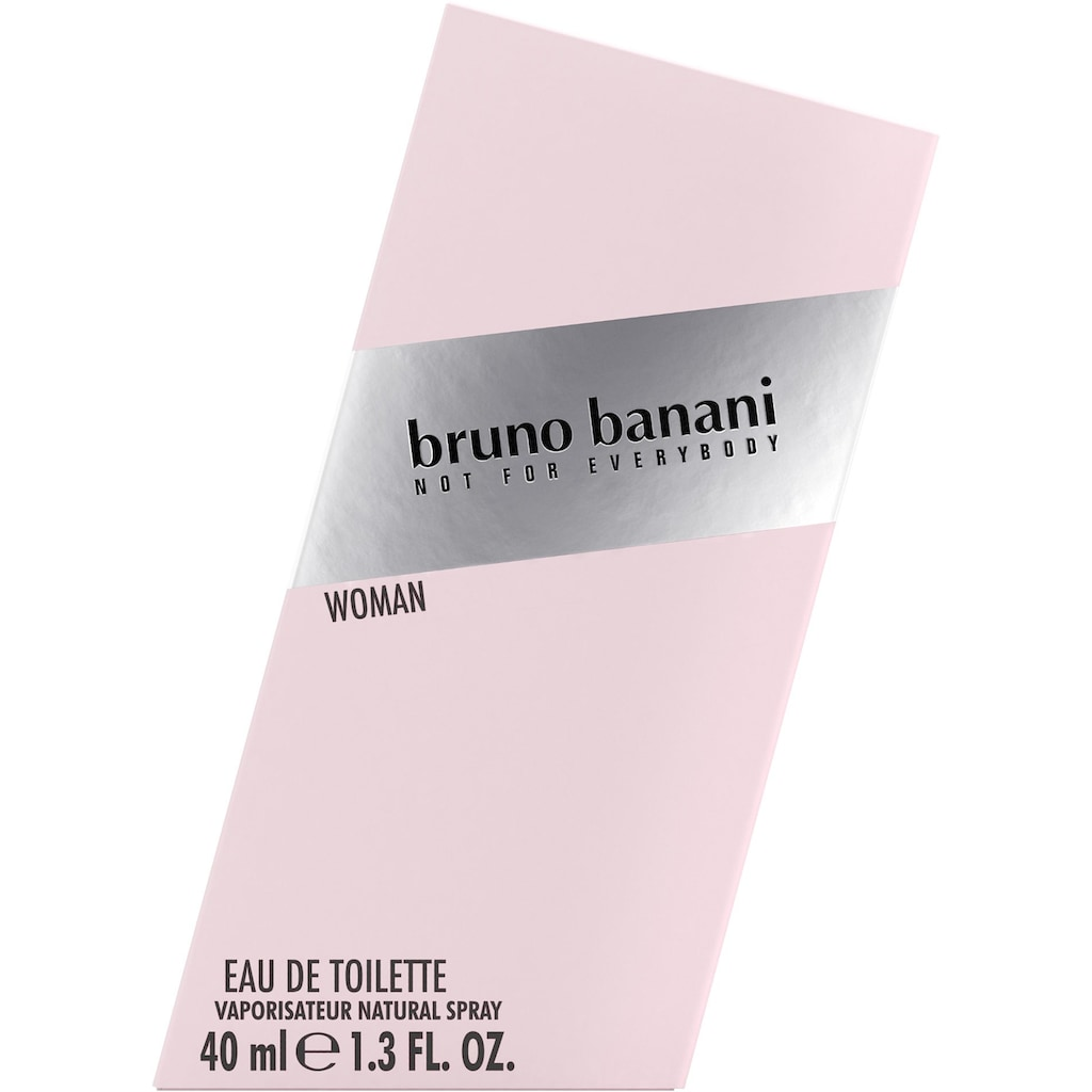 "Bruno Banani Eau de Toilette ""Woman"""