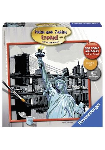 Ravensburger Malen nach Zahlen »New York City«, Made in Europe, FSC® - schützt Wald -... kaufen