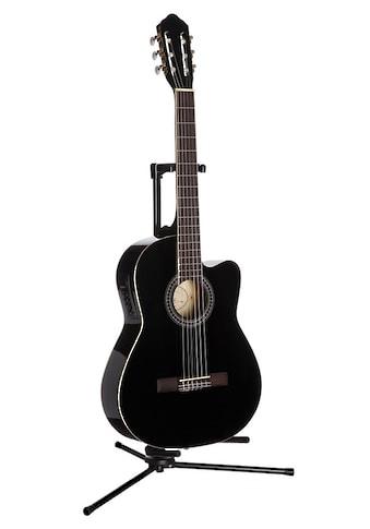 """Konzertgitarre """"Jose Ribera® Konzertgitarre 4/4 mit Equalizer"""" 4/4 kaufen"""