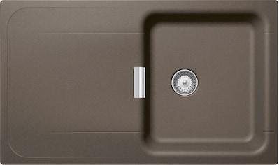 SCHOCK Granitspüle »Wembley D - 100«, ohne Restebecken, 86 x 51 cm kaufen