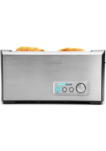 Gastroback Toaster »Pro 4S 42398«, 1 langer Schlitz, für 4 Scheiben, 1500 W kaufen