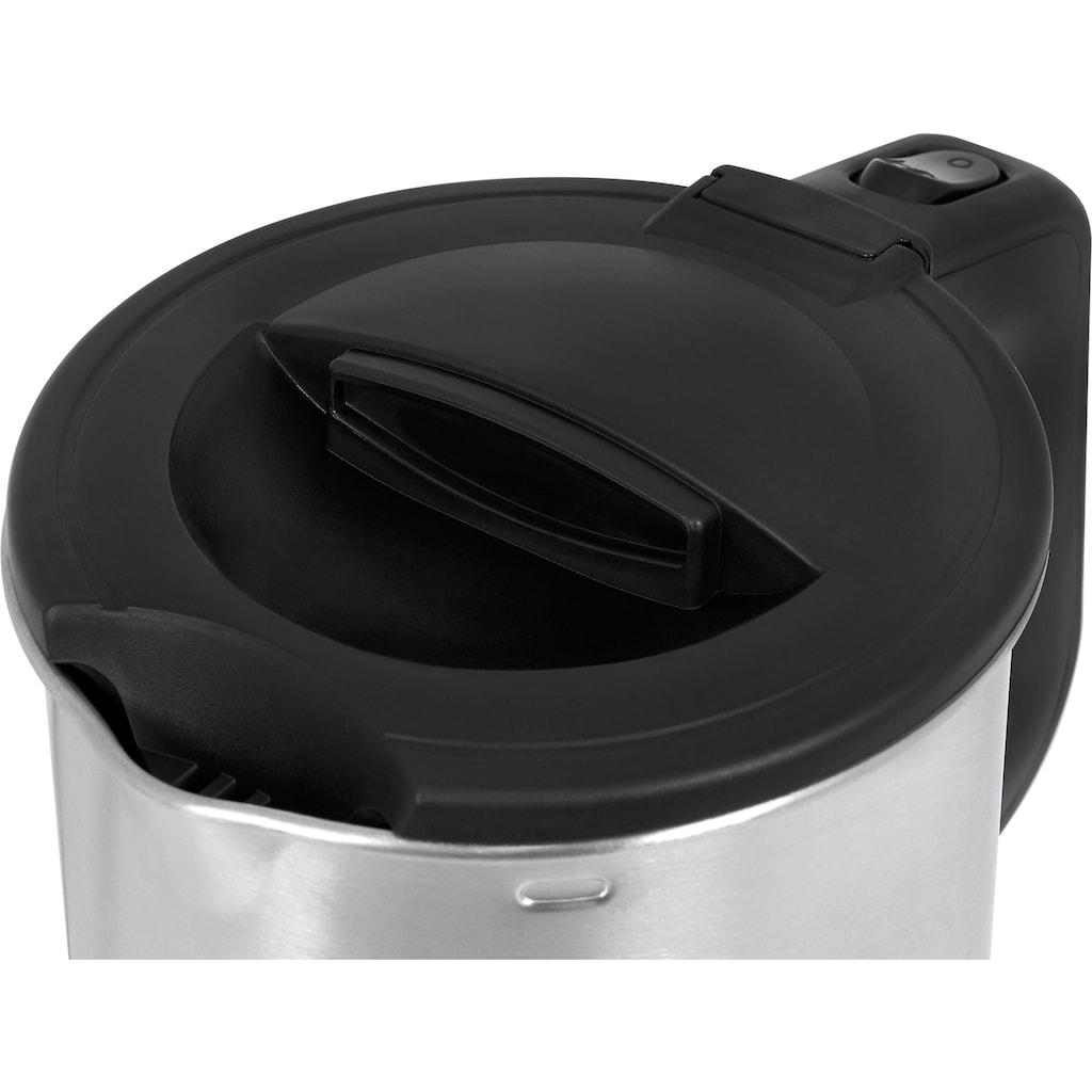 exquisit Wasserkocher »WK 3602 swi«, 1 l, 1200 W